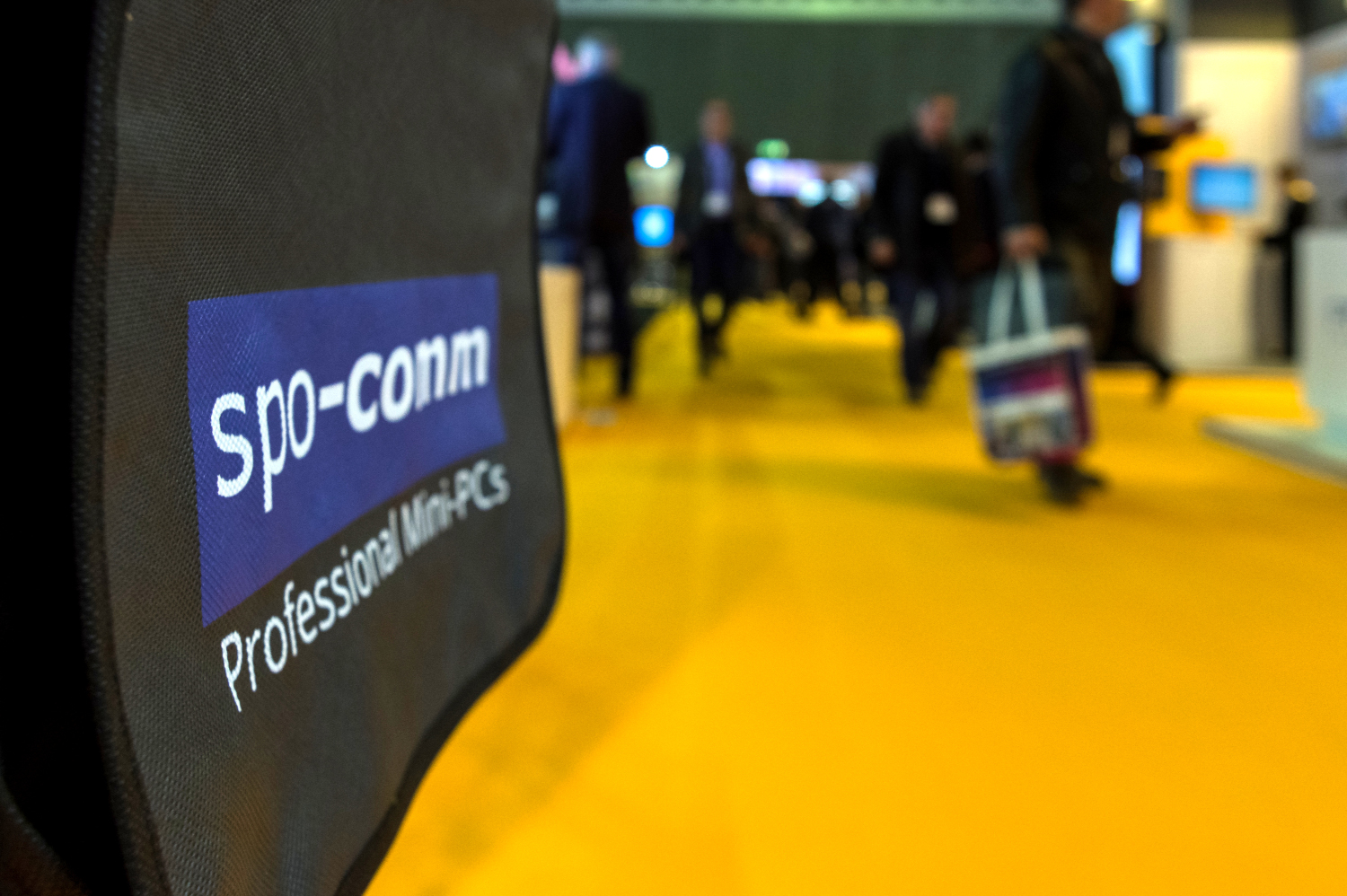 spo-comm at the ISE 2019: We say Thank you!