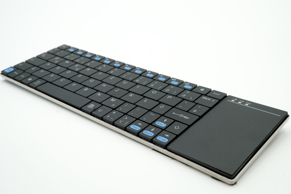 spo-comm Wireless Tastatur 7   DE