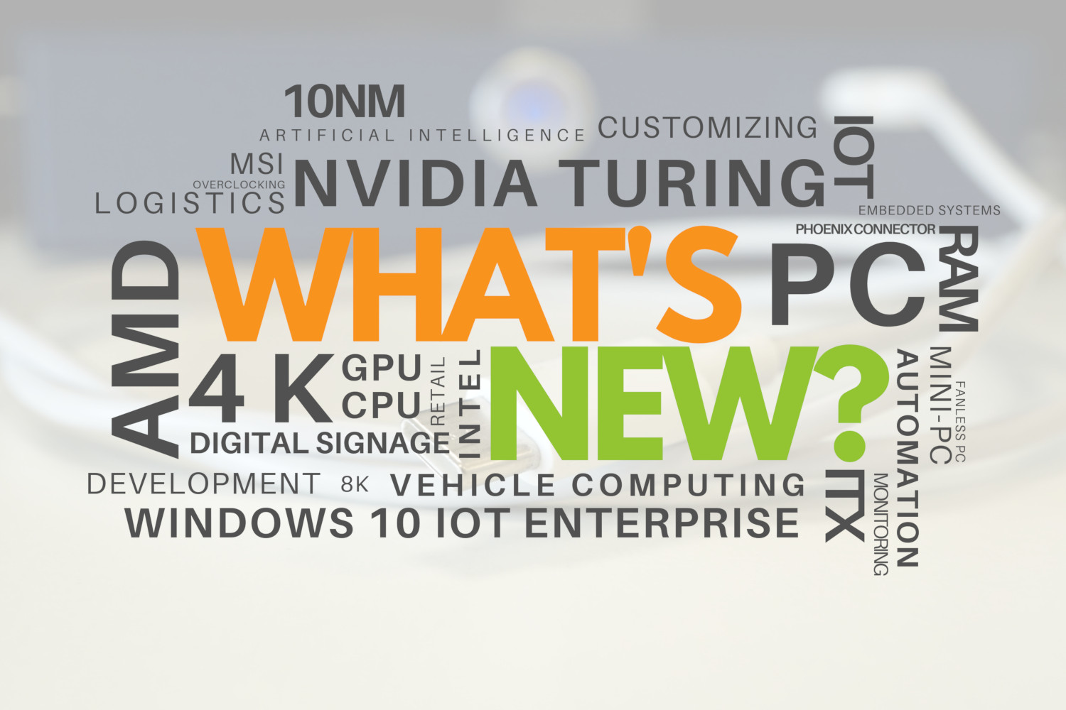 What's new? AMD grows in market share & Ryzen prices drop, publication of USB 4 and Intel's AI processors