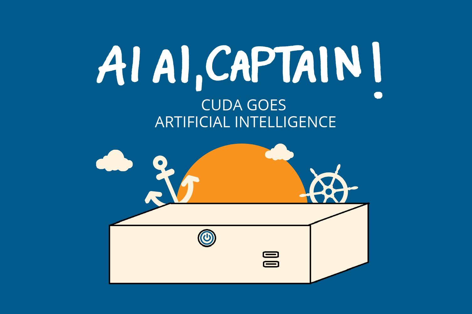 AI AI CAPTAIN! – The agenda on the 16th of July