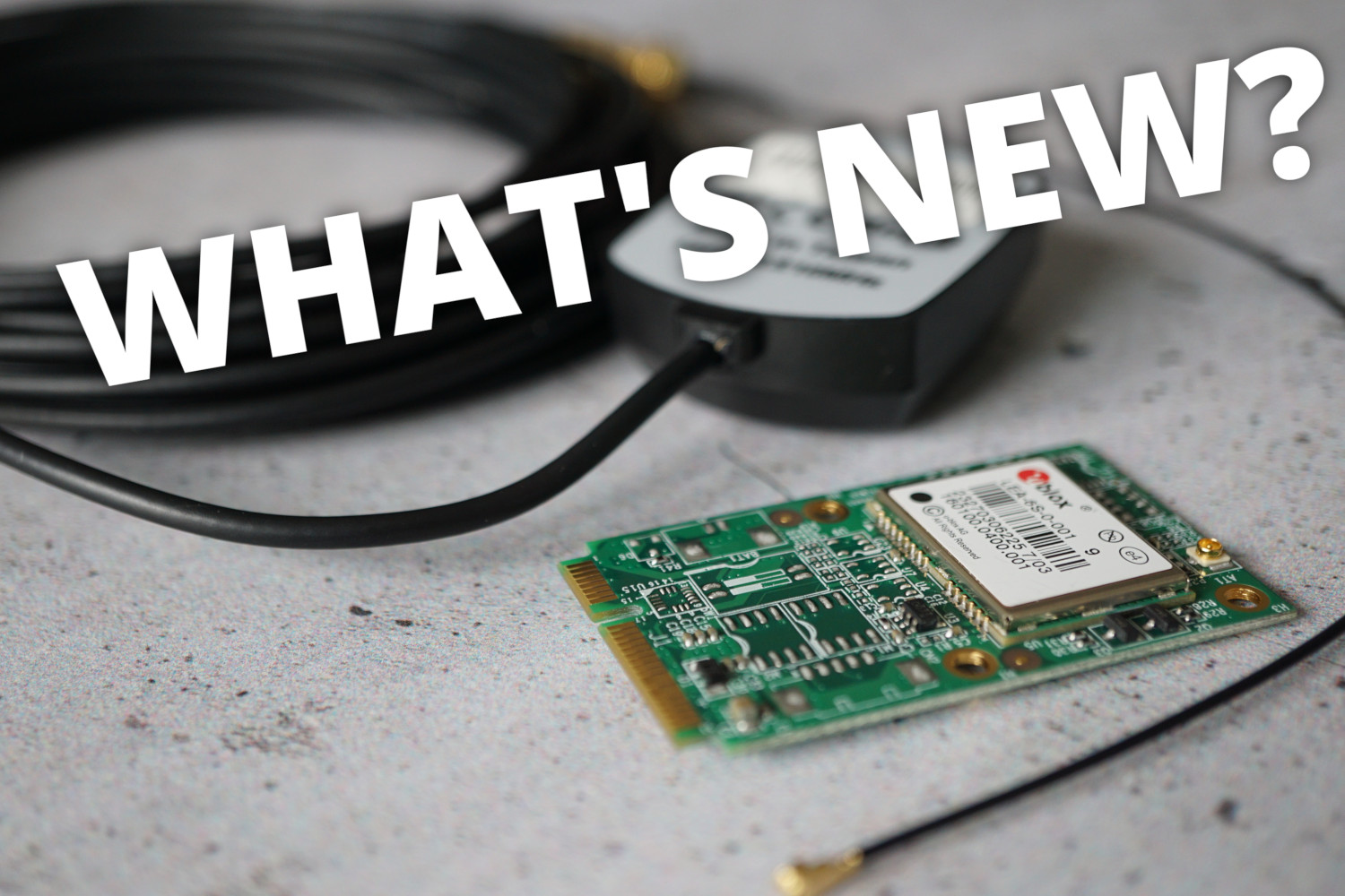 What's new? SSD trends, Intel i-8000 and branding for Windows 10 IoT