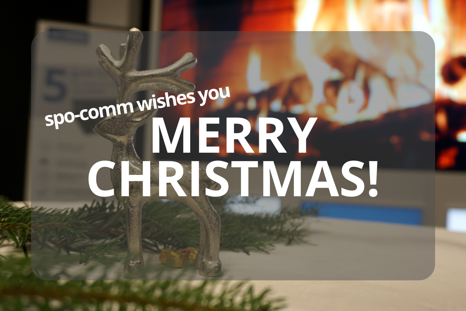 spo-comm wishes you a merry christmas 2019