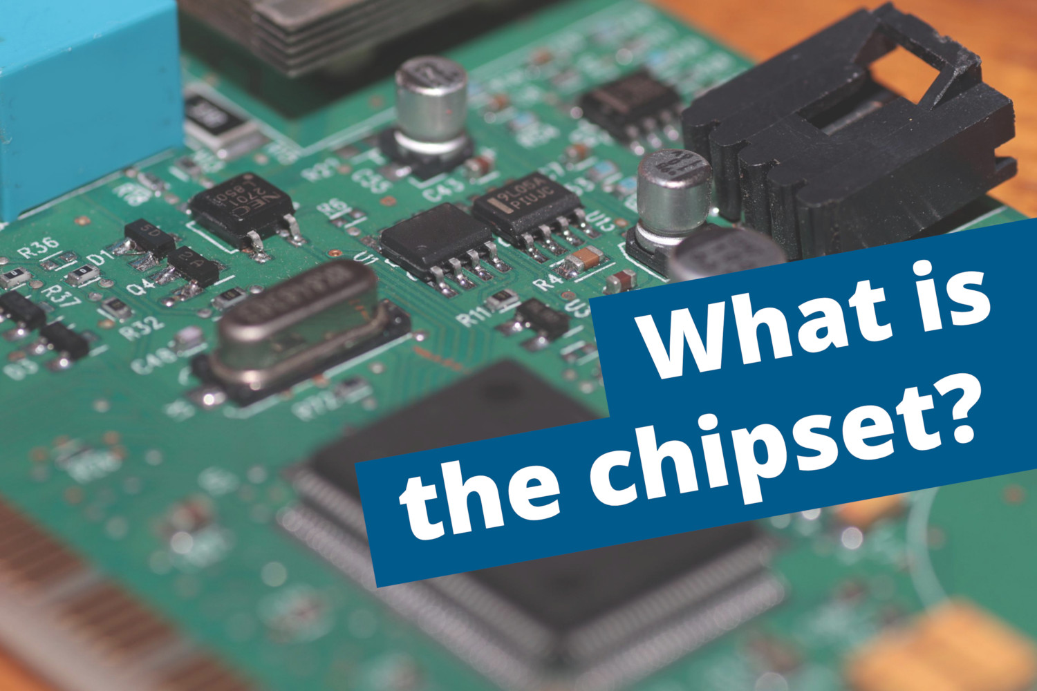 What is the chipset?
