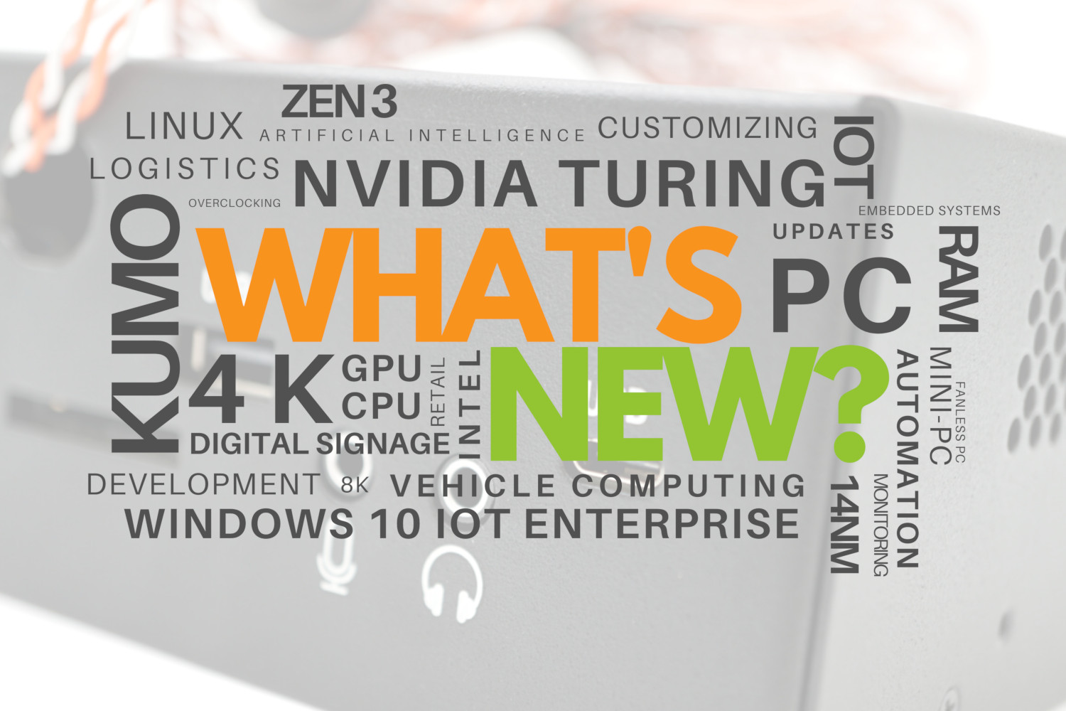 What's new? Linux for Turing and new packages for Windows 10 IoT