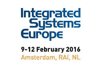 Free Exhibition Ticket - spo-comm at the ISE 2016