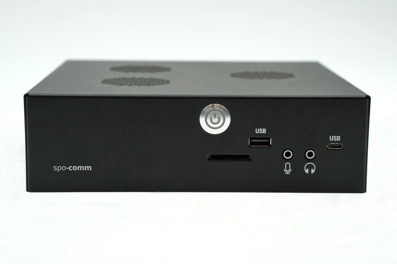 NEW: KUMO V - Digital Signage PC with Nvidia RTX 2060