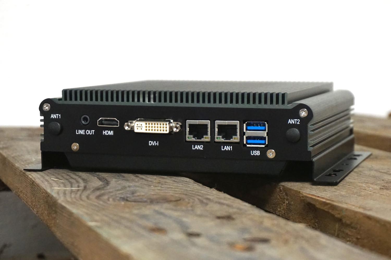 NEU: spo-book MOVE N3160: Lüfterloser Outdoor und Vehicle-PC