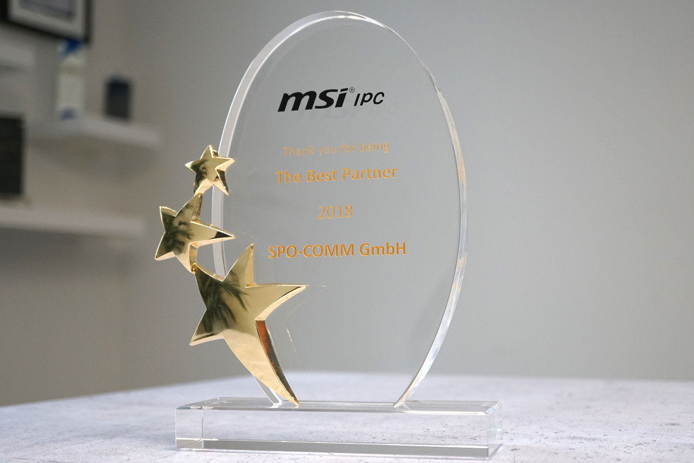 spo-comm was honored with the MSI IPC Award 2018!